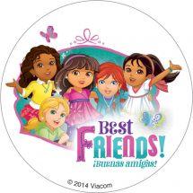 Dora & Friends Stickers