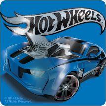 Hot Wheels Foil Stickers