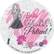 Barbie Patient Stickers