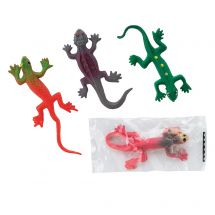 Stretchy Painted Lizards