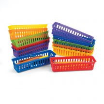 Classroom Pencil and Marker Baskets