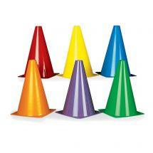 Rainbow Traffic Cones