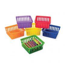 Small Plastic Storage Baskets
