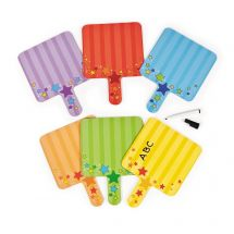 Double Sided Dry Erase Paddles