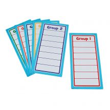 Dry Erase Group Posters