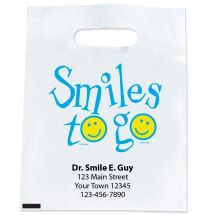 Custom Smiles to Go Bags
