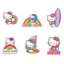 Hello Kitty Temporary Tattoos