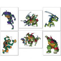 Teenage Mutant Ninja Turtles Tattoos