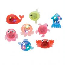 Light Up Sea Life Characters