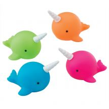 NEON NARWHAL SQUIRTERS