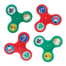Christmas Fidget Spinners