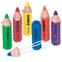 Pencil Bubbles