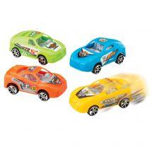 Racing Pullback Cars
