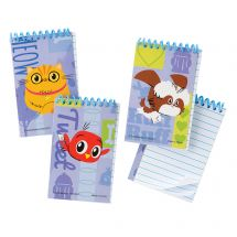 Playful Pets Notepads