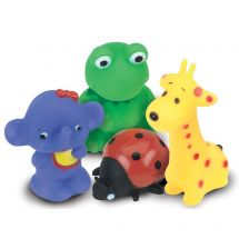 Silly Animal SQUEEZE TOYS