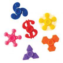 Assorted Mini Fidget Spinners