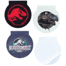 Jurassic World Shaped Notepads