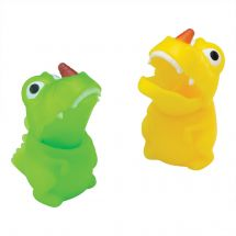 Dinosaur Squeeze Head Poppers