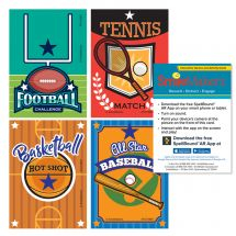 Sports Augmented Reality Interactive Cards