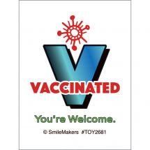 COVID Vaccination Tattoos