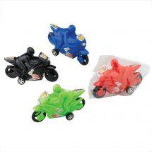 Pullback Motorcycle Racers