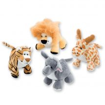 Plush Safari Animals