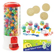 """SmileMakers Value Toy 32"""" Vending Machine Starter Pack"""