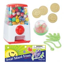 """Sticky Toy Compact 20"""" Vending Machine Starter Pack"""