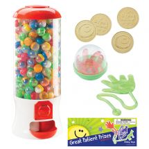 """SmileMakers Sticky Toy 32"""" Vending Machine Starter Pack"""