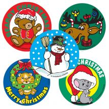 Christmas favourites Stickers