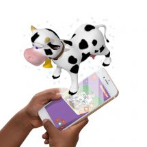 Farm Animals Interactive Stickers