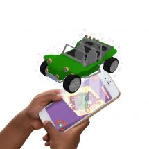 Vehicles Interactive Stickers