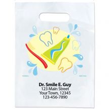 Custom Colourful Supply Bags