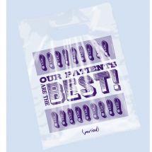 Clear Best Patients Bags