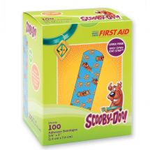 First Aid Scooby-Doo Bandages