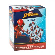 First-Aid Ultimate Spider-Man Bandages - Case