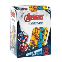 First Aid Captain America & Iron Man Bandages