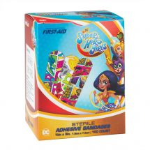 First Aid DC Super Hero Girls Bandages