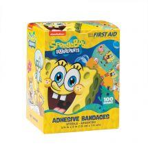First Aid SpongeBob Bandages - Case