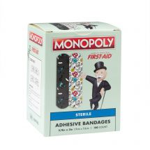 First Aid Monopoly Bandages - Case