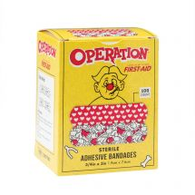 First Aid Operation Bandages - Case