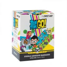 First Aid Teen Titans Go! Bandages - Case