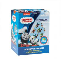 First Aid Thomas the Train Bandages - Case