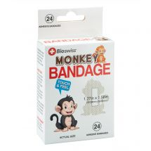 Bioswiss Monkey Shaped Bandages