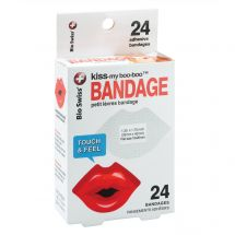 Bioswiss Kiss Lips Shaped Bandages
