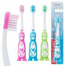 SmileCare Toddler Penguin Toothbrushe