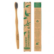 Custom SmileCare Adult Bamboo Toothbrushes