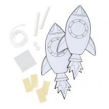 STEM Rocket Pulley