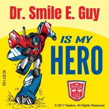 Custom Transformers Stickers
