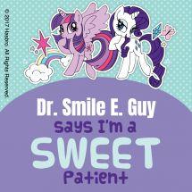 Custom My Little Pony Stickers